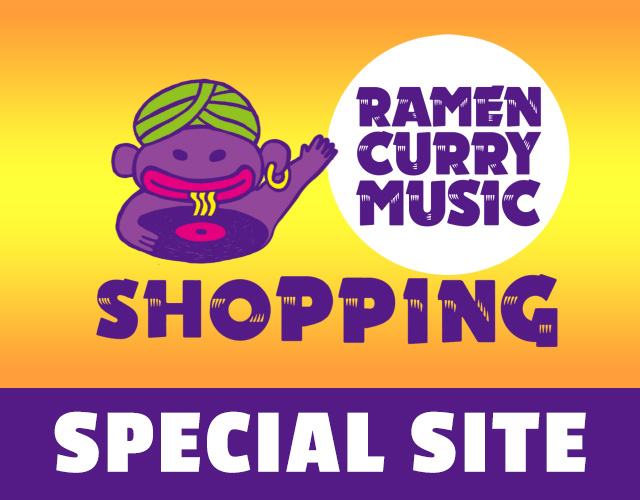 RAMEN CURRY MUSIC SHOPPING SPECIAL SITE